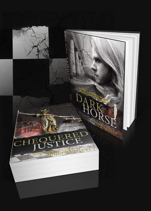 John Bartlett dark horse chequered justice