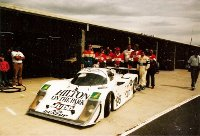 Tiga GC286 Cosworth BDT 200