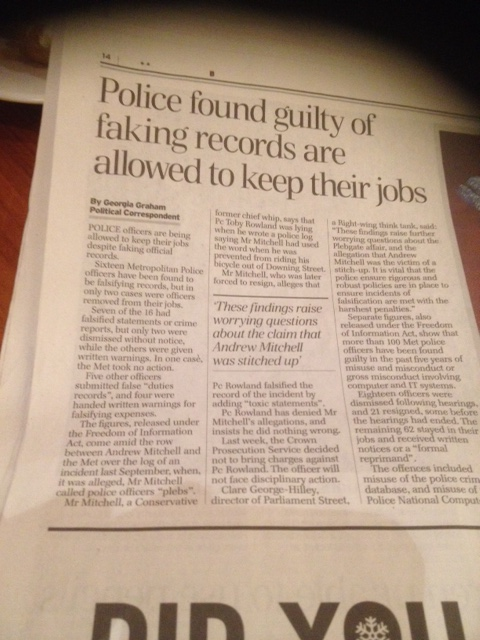 Frequently Asked Questions About Chequered Justice (3/6)